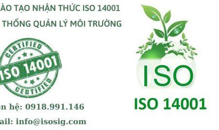 KHÓA ĐÀO TẠO NHẬN THỨC ISO 14001:2015 – SISCERT SẼ GIÚP BẠN NHƯ THẾ NÀO?