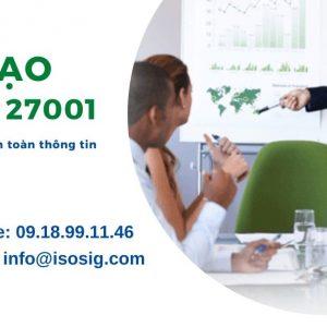 khoa dao tao ISO 27001